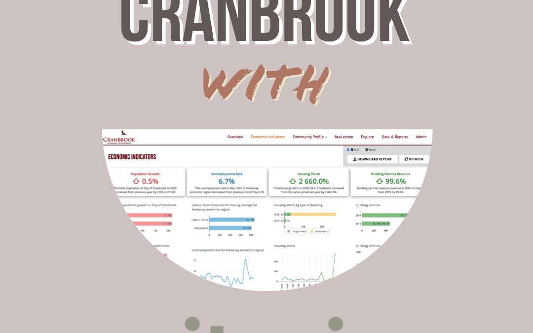 City of Cranbrook Launches Cityviz as Public Data Portal on Choose Cranbrook