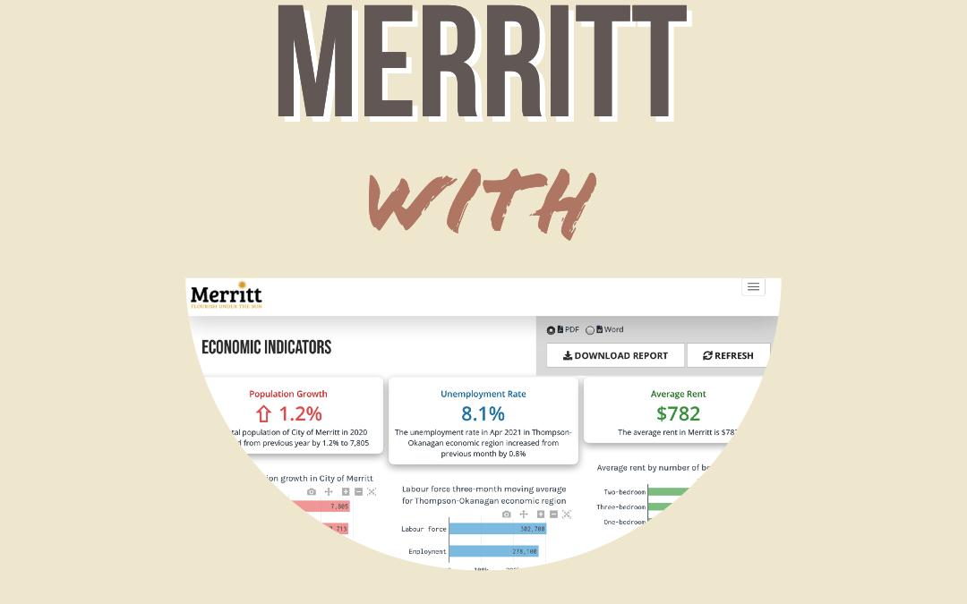 City of Merritt Launches Cityviz Data Platform